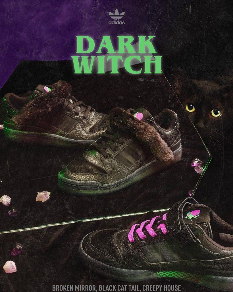 """Dark Witch"" Forum Low"