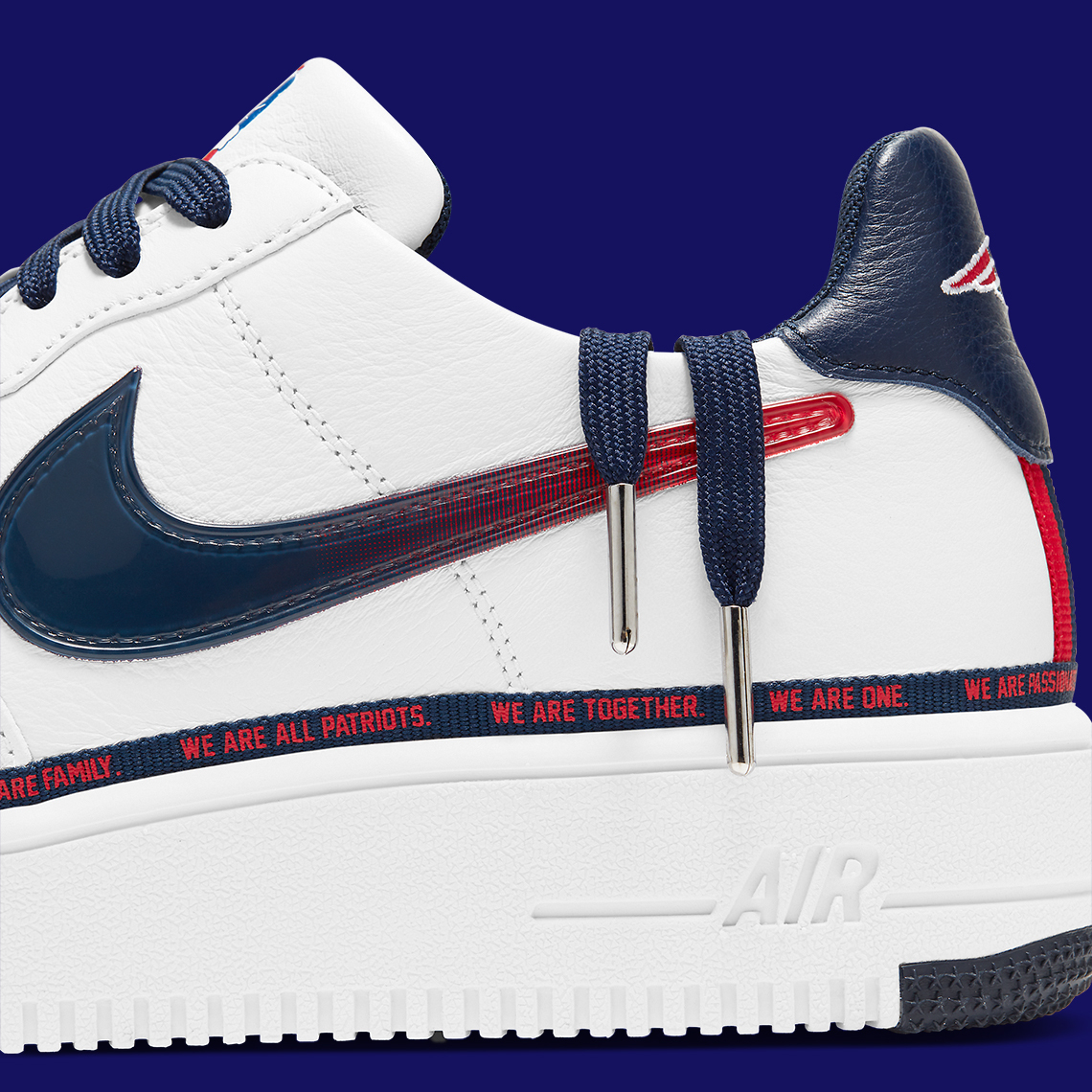 Nike Air Force 1 Low Ultra x New England Patriots