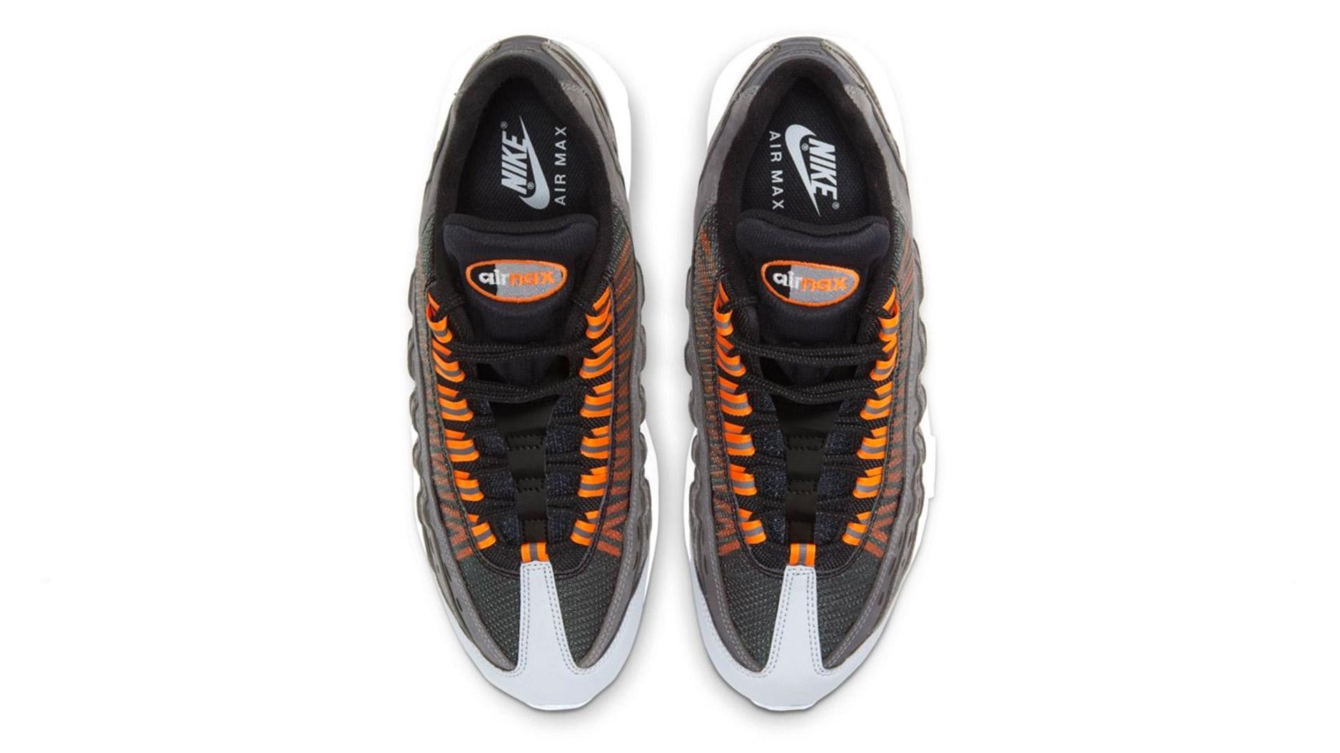 """Kim Jones x Nike Air Max 95 """"Total Orange"""""""