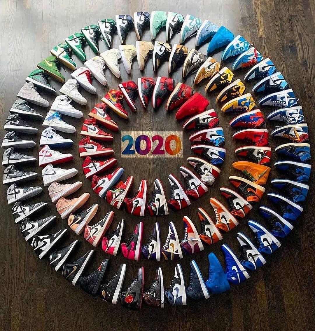 Air Jordan 1 hype 2020