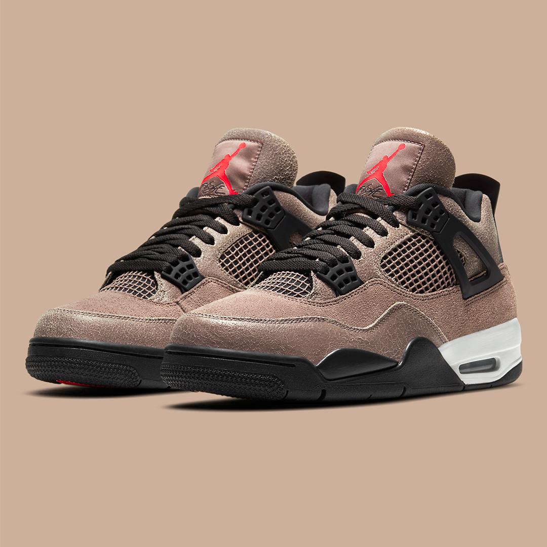Air Jordan 4 Taupe Haze - release: február 27.