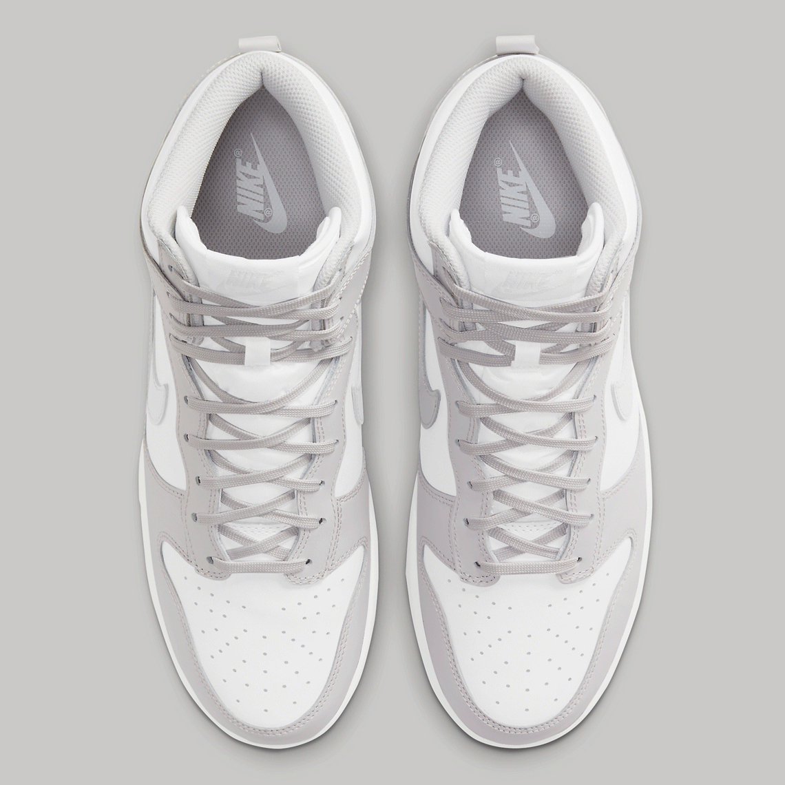 "Nike Dunk High ""Vast Grey"""