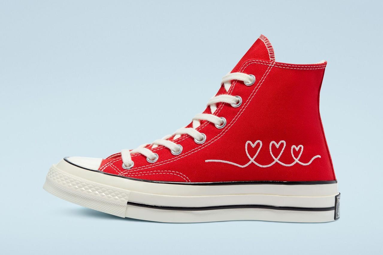 Converse - Valentin napi pakk