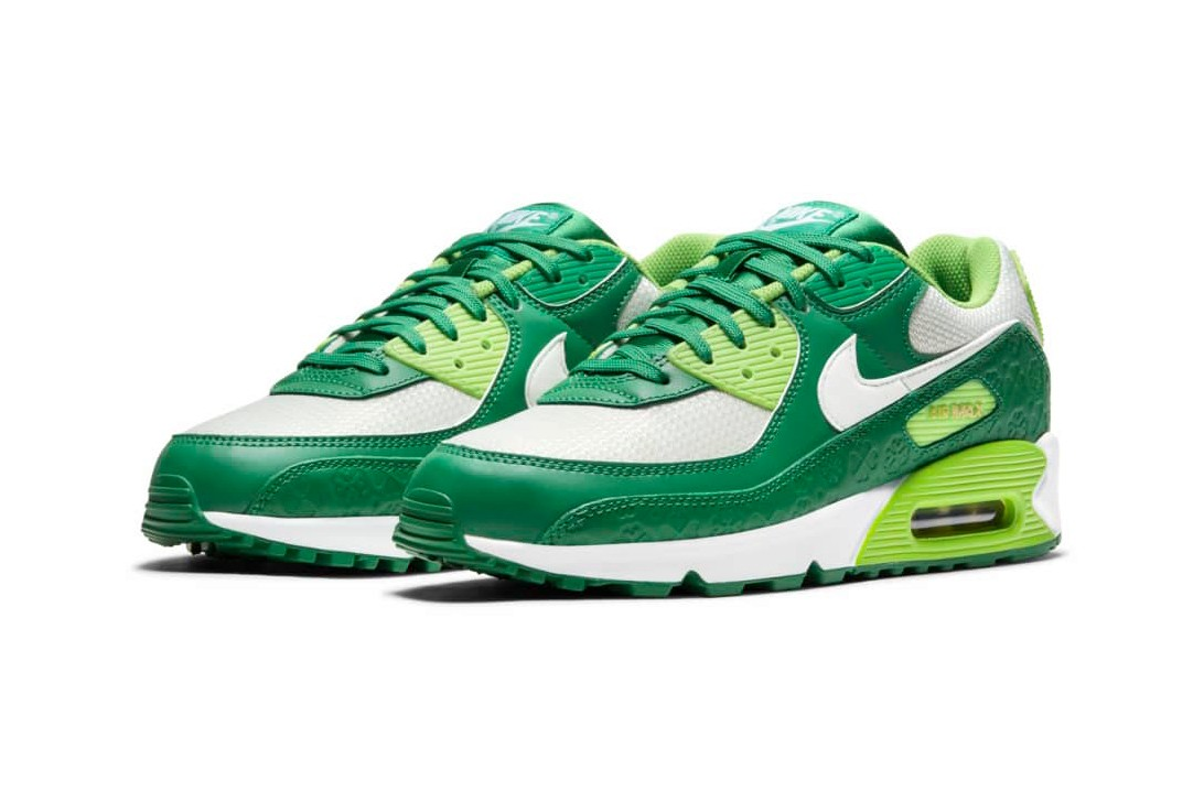 "Nike Air Max 90 ""St. Patrick's Day"""
