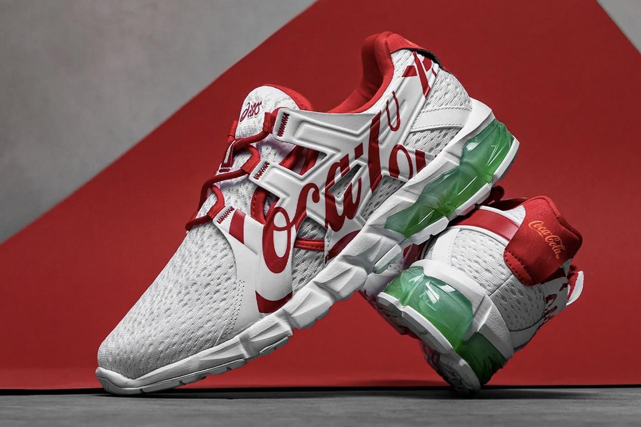 Coca-Cola x ASICS - GEL-Quantum 90