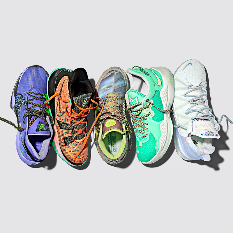 Nike Basketball Play for the Future collection