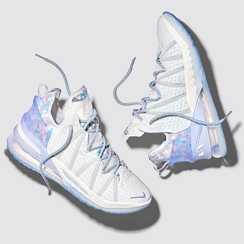 Nike Lebron 18 All Star Play for the Future