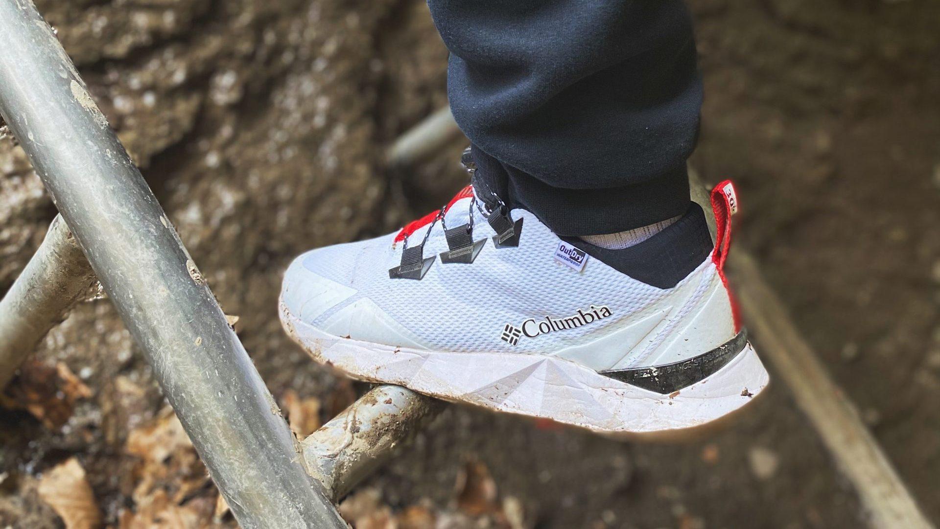 Columbia Facet 30 - a nagy túra sneaker teszt Dobogókőn