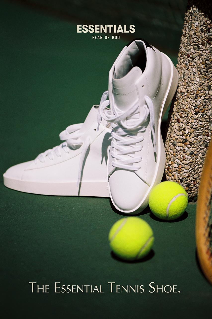 Fear of God ESSENTIALS - Tennis Shoe Mid