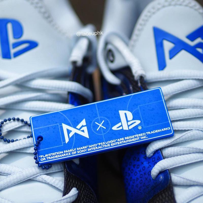 Nike Paul George x Playstation