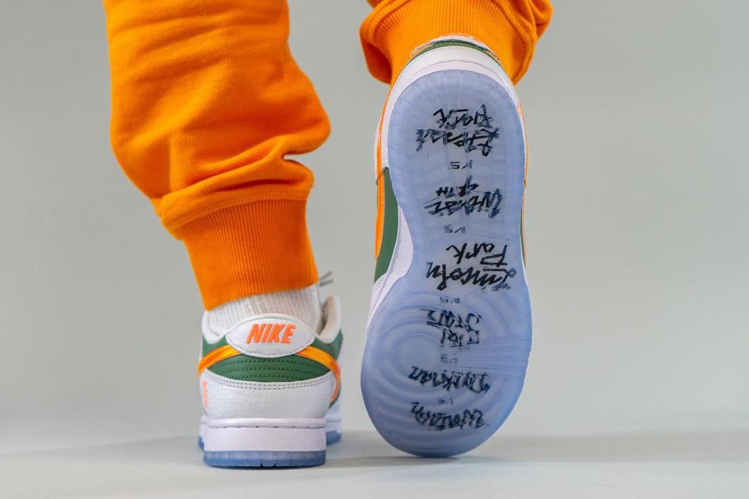 """Nike Dunk Low """"NY vs. NY"""""""