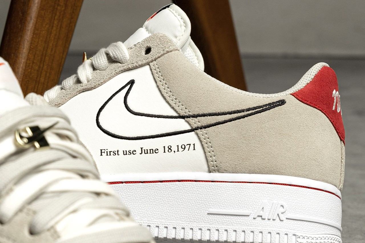 """Nike Air Force 1 """"First Use"""""""
