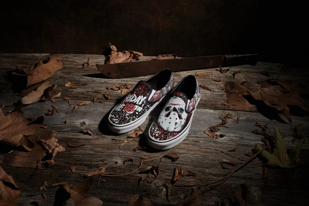 Friday the 13th Slip on